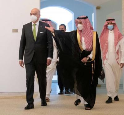 """الرياض تعامل أنقرة بالمثل: """"أهلا بكم في الخليج وأهلا بنا في شرق المتوسط"""""""