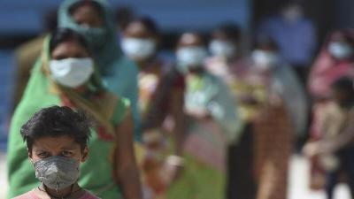 لليوم الثاني.. الهند تسجل أكبر حصيلة لإصابات (كورونا) بالعالم