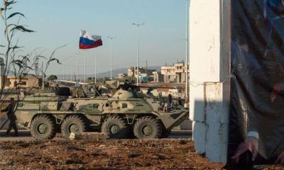 روسيا تعلن بدء سحب قواتها مع انتهاء تدريباتها العسكرية بالقرب من أوكرانيا