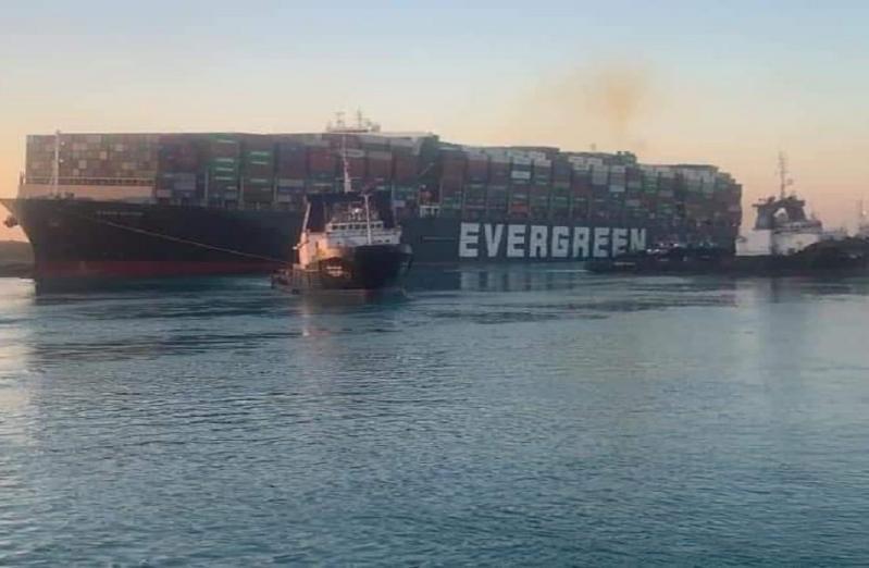 شركة التأمين تقدم استئنافا لمحكمة مصرية ضد احتجاز السفينة إيفر جرين