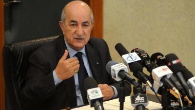 رئيس الجزائر يطالب فرنسا بإعادة أرشيف عثماني