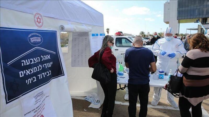 إسرائيل: 21 إصابة بالسلالة الهندية من فيروس كورونا