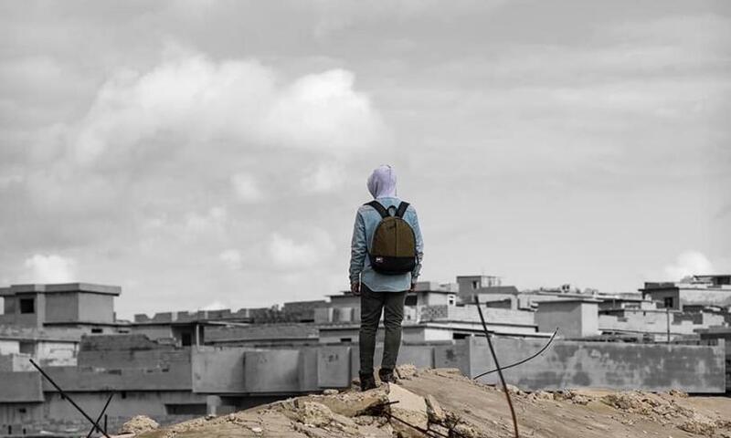 التواصل مع غيث الاماراتي.. من هو غيث الاماراتي الذي يقدم مساعدات للمحتاجين