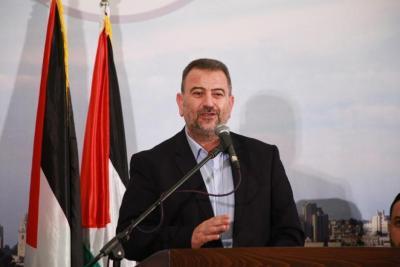 """العاروري: جاهزون لـ """"معركة الانتخابات"""" في القدس والتراجع هزيمة"""