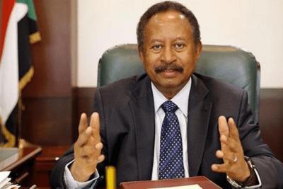 رئيس الوزراء السوداني: سد النهضة يحمل مخاطر حقيقية إذا لم نتوصل لاتفاق ملزم