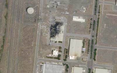 الاستخبارات الأمريكية: حادث نطنز أعاد إيران للخلف عدة أشهر