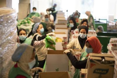 """الإمارات: تحقيق 78 % من أهداف """"حملة 100 مليون وجبة"""" الخيرية"""