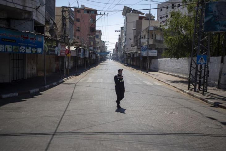 داخلية غزة تنشر تنويهًا مهماً بشأن سريان حظر حركة المركبات