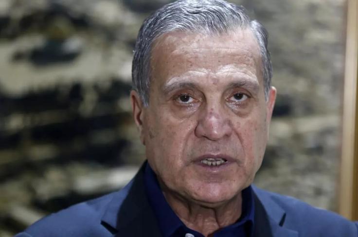 المتحدث باسم الرئاسة الفلسطينية، نبيل أبو ردينة