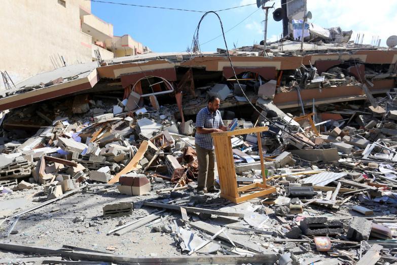 قناة عبرية: حماس ترفض ربط إعمار غزة بالأسرى الإسرائيليين