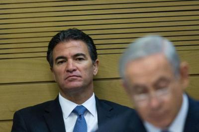 """رئيس الموساد الإسرائيلي يبحث في البحرين """"تعزيز التعاون"""""""