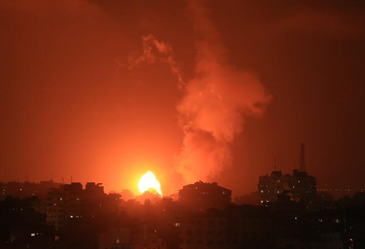 حماس: لا معلومات بشأن دخول الوفد الأمني المصري لغزة وما يجري اتصالات لوقف العدوان