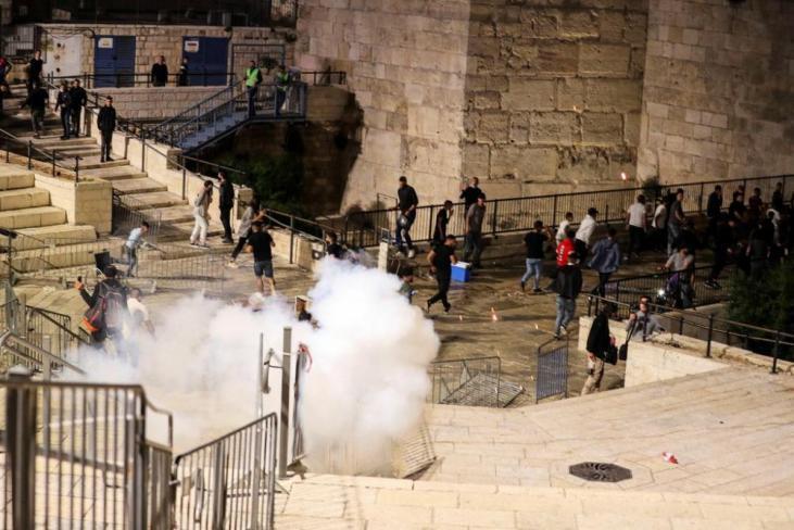 حماس: القدس خط أحمر والاحتلال يلعب بالنار!