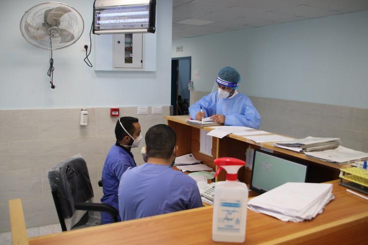 الصحة بغزة تكشف عن عدد الإصابات والوفيات بفيروس (كورونا) خلال الـ 24ساعة الماضية