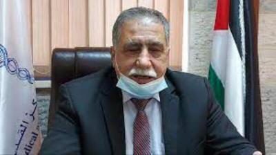 """نقابة الأطباء برام الله : النيابة العامة أوقفت النقيب """"شوقي صبحة"""""""