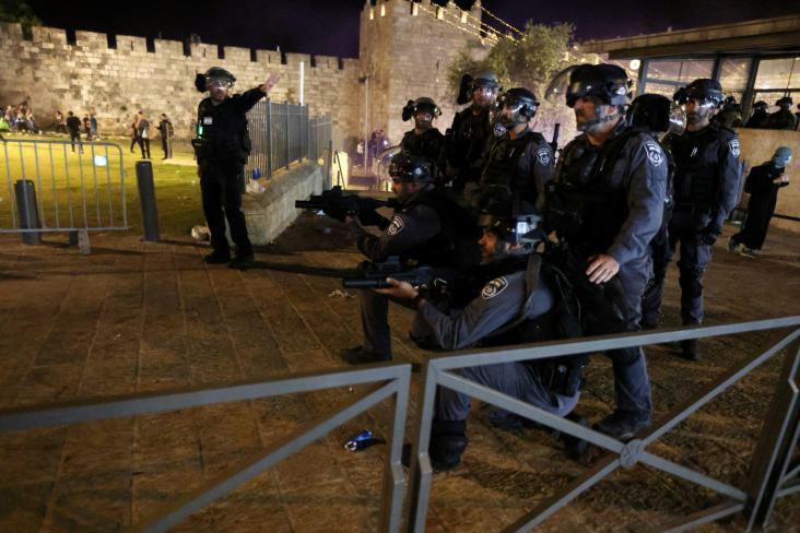 إصابات خلال مواجهات مع الاحتلال بعدة مناطق بمدينة القدس