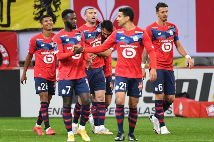 بطولة فرنسا: ليل يستعيد الصدارة من سان جرمان