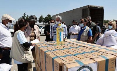 الأمم المتحدة: ملايين في سوريا سيواجهون كارثة إذا تم إغلاق معبر المساعدات
