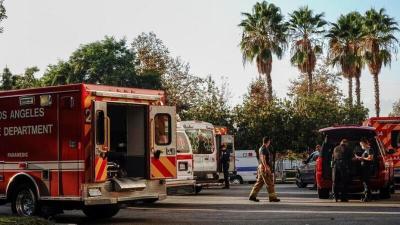 رجل إطفاء يقتل زميلا له بالرصاص ويصيب آخر في مقر عملهم