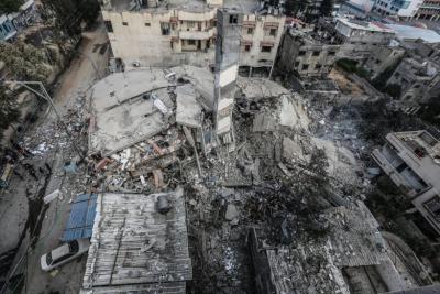 صحيفة: القاهرة أبلغت حماس موعد البدء بالمرحلة الثانية من إعادة الإعمار
