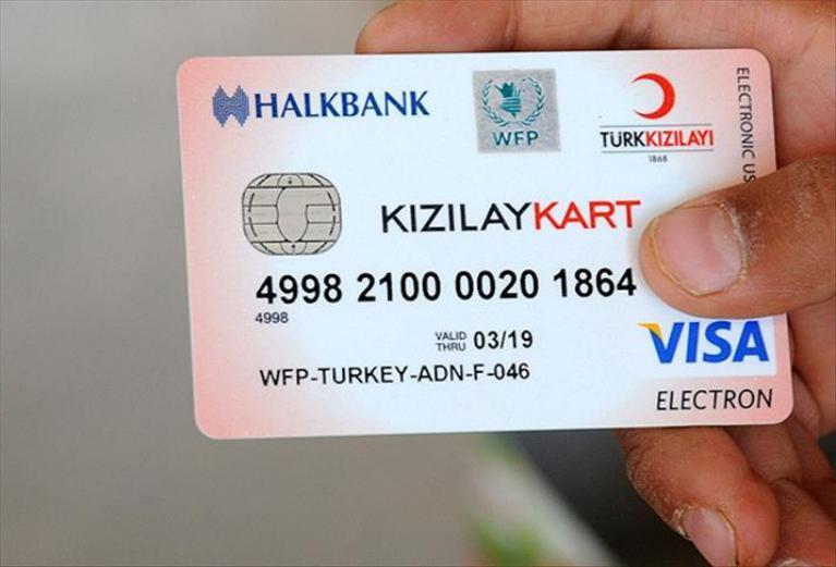 كرت الهلال الأحمر التركي الشروط وكيفية الحصول عليه
