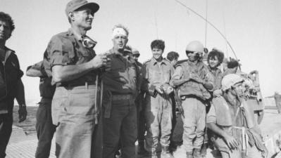 """خيار """"محاصرة دمشق"""" كان مطروحاً.. إسرائيل تنشر أرشيفاً جديداً حول حرب 1973"""