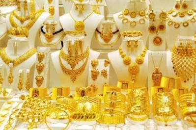 أسعار الذهب في أسواق فلسطين اليوم