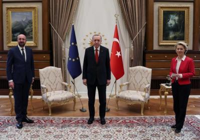"""أردوغان: نبذل قصارى جهدنا لضمان مستقبل مشرق لـ """"سوريا"""""""