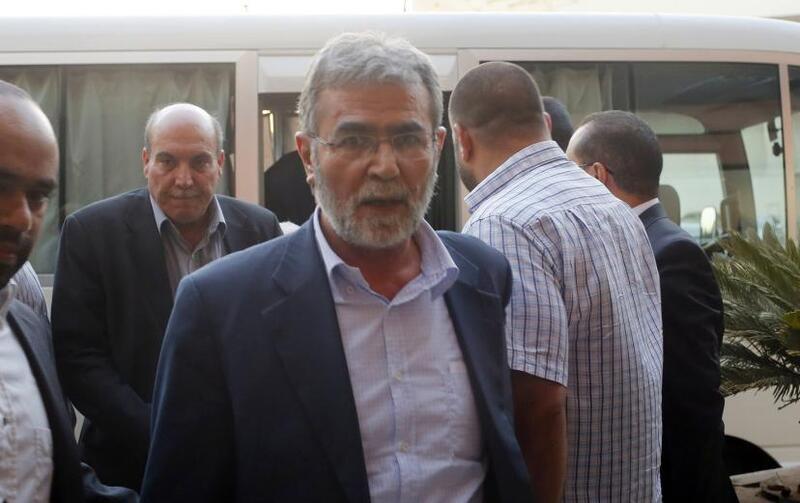 الجهاد الإسلامي تكشف تفاصيل لقاء النخالة برئيس جهاز المخابرات المصرية