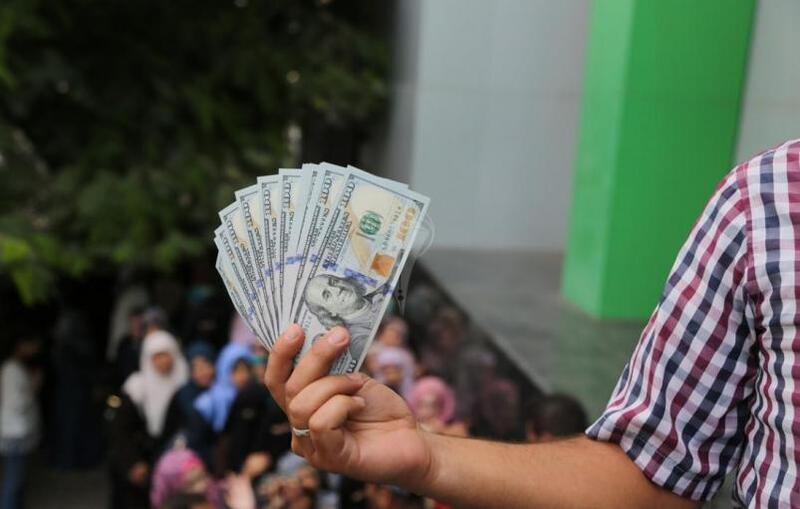 نائب رئيس أركان جيش الاحتلال: المنحة القطرية لن تدخل قطاع غزة إلا بعد هذا الشرط