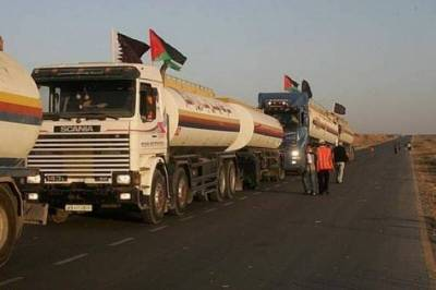 الإذاعة العبرية: استمرار الهدوء شرط لإدخال الوقود القطري لمحطة كهرباء غزة