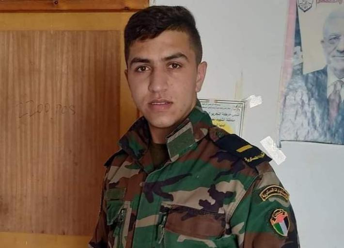 استشهاد أدهم عليوي من جهاز الاستخبارات العسكرية في اشتباك جنين