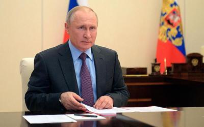 بوتين يصادق على قانون فسخ معاهدة السماء المفتوحة