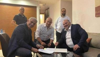 حزب عربي يمنح لبيد فرصة إسقاط نتنياهو