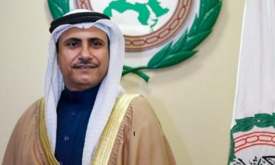 """رئيس البرلمان العربي: """"إيران لا تريد الخير لدول الخليج"""""""