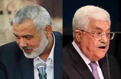 صحيفة: الفصائل ترفض المصالحة دون هذا الشرط و لقاء قد يجمع عباس وهنية في مصر
