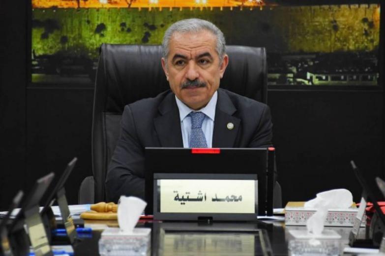 رئيس الوزراء : إعادة اعمار غزة سيتم من خلال الحكومة الفلسطينية