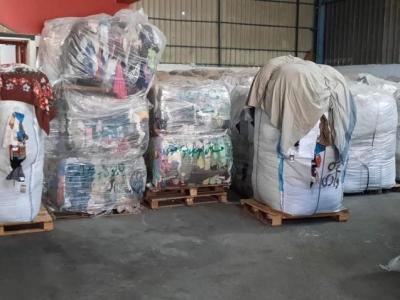 شركة وادي للتجارة العامة تعلن عن حملة تنزيلات على ملابس البالة