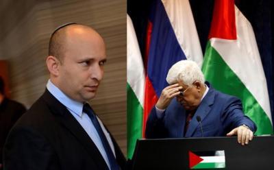 هآرتس: بينيت غير معني بعودة المفاوضات مع السلطة الفلسطينية