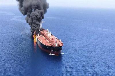 استهداف سفينة إسرائيلية قبالة عُمان