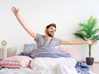 دراسة: الاستيقاظ مبكرًا يمنع الاكتئاب