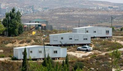 إسرائيل تخصص آلاف الدونمات لبؤر استيطانية في الضفة الغربية