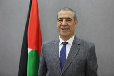 حسين الشيخ يطالب بإعادة تفعيل دور الرباعية الدولية