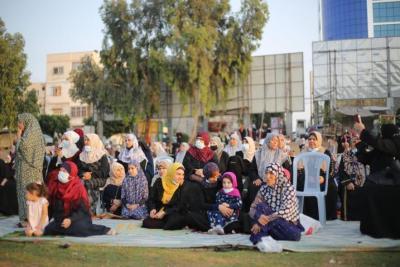 تقرير (كورونا) في غزة وحصيلة الإصابات والوفيات خلال أول أيام عيد الأضحى
