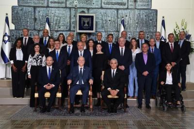 مسؤولون إسرائيليون: حكومة بينيت قد تنهار بسبب مطالب إدارة بايدن بشأن الفلسطينيين