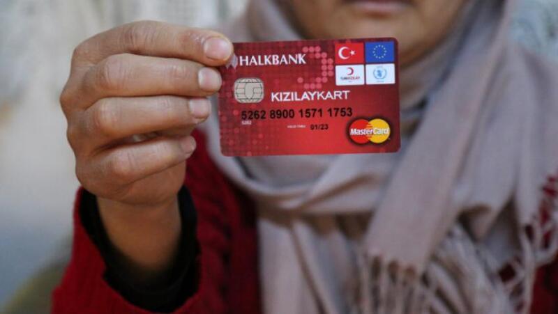 دعم مالي جديد يشمل فئة كبيرة ممن لديهم كرت الهلال الأحمر التركي