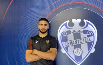 نادي ليفانتي الإسباني يتعاقد مع لاعب فلسطيني