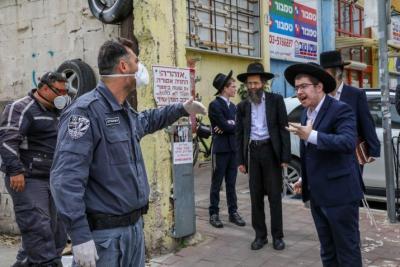 الصحة الإسرائيلية تُسجل 13 وفاة و8800 إصابة جديدة بـ (كورونا)