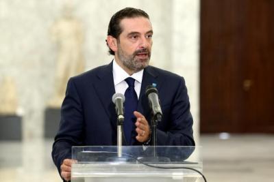 """الحريري يطالب باستقالة عون: """"مجزرة عكار لا تختلف عن مجزرة المرفأ"""""""