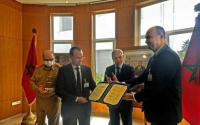 إسرائيل و المغرب توقعان اتفاقية تعاون في مجال الدفاع السيبراني